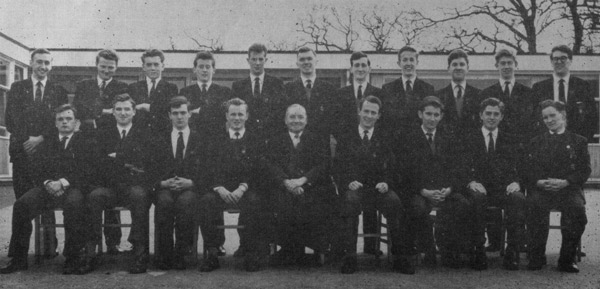 Prefects 1960/61