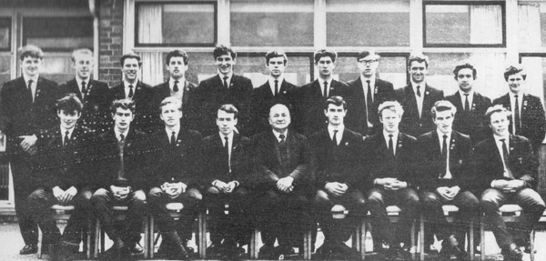 Prefects 1964/65